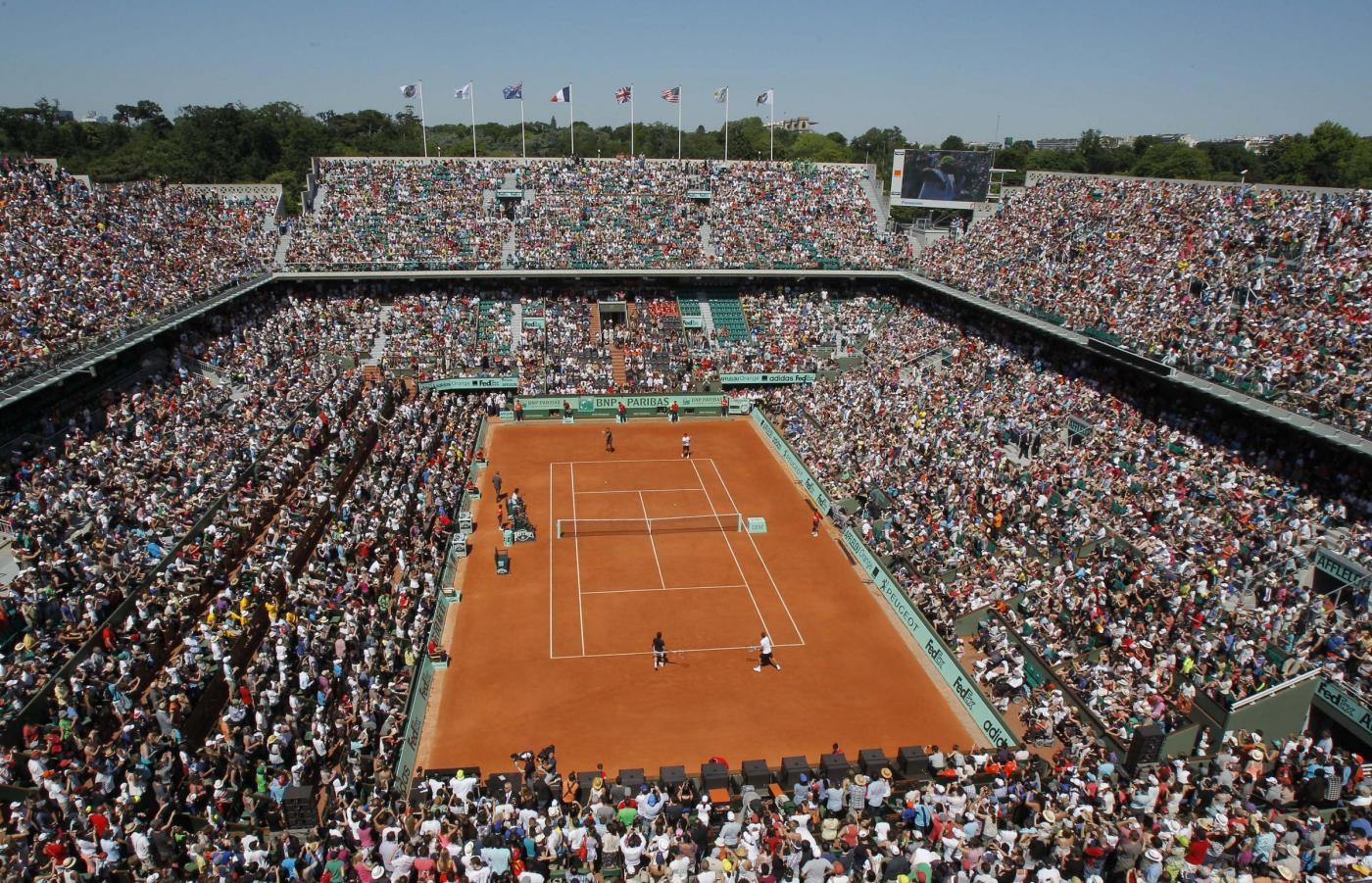 Tennis, Roland Garros 2012: da oggi al 10 giugno su Rai Sport ed Eurosport