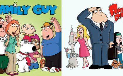 FOX rinnova I Griffin e American Dad per un'undicesima e nona stagione