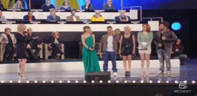 amici 11 semifinale cantanti