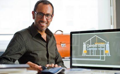 Cambio casa, cambio vita: al via su La5 la seconda stagione del docureality con Andrea Castrignano
