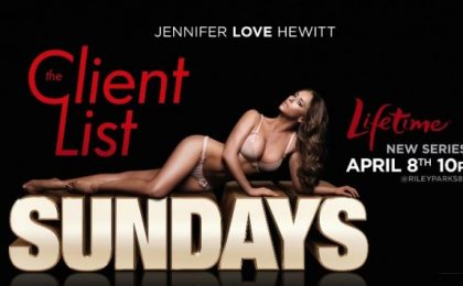 The Client List, seconda stagione per il drama Lifetime con Jennifer Love Hewitt