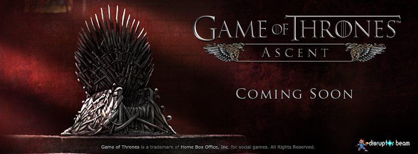 Game of Thrones Ascent, su Facebook il gioco (sociale) dei troni