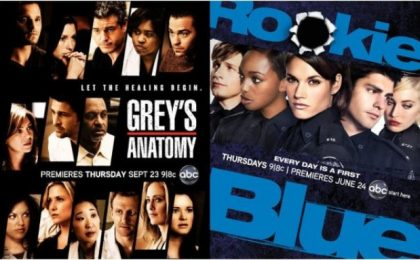 Italia 1: al via Grey's Anatomy 7 e Rookie Blue
