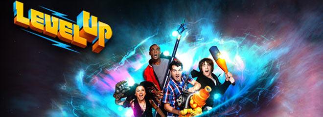 Level Up: oggi su Cartoon Network il film in live action, la serie tv parte l'8 giugno