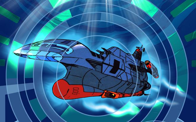 Blue Noah: l'anime di Yoshinobu Nishizaki torna da oggi su Man-Ga