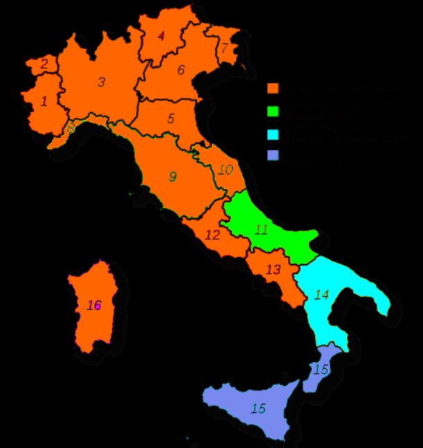 Switch Off Abruzzo e Molise: sospese dal Tar le date del passaggio completo al digitale