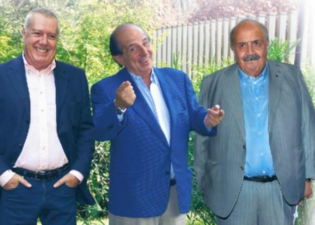 Rai1: tra Conti, Clerici e Frizzi rispolvera Magalli, Lippi e Costanzo per l'autunno 2012