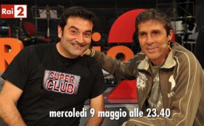 Super Club: Max Giusti e Luca Barbarossa debuttano nella seconda serata di Rai Due