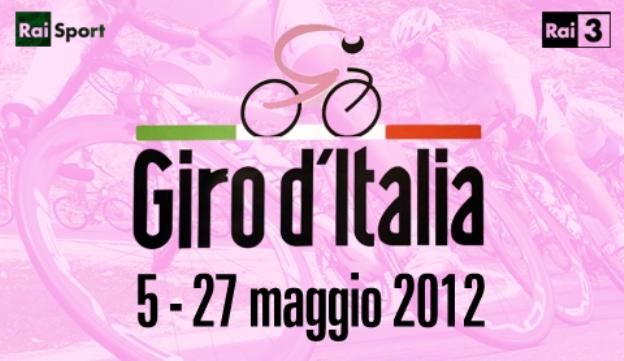 Giro d'Italia 2012: la copertura tv sulle reti Rai