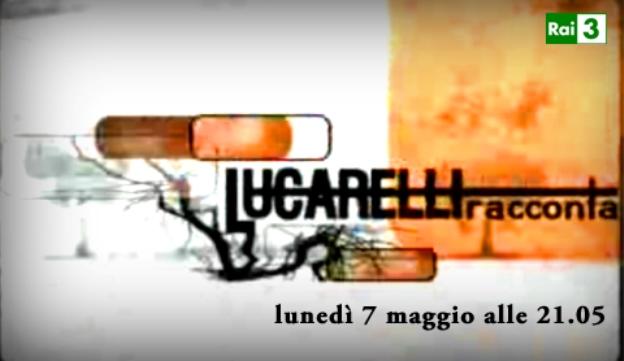 Lucarelliracconta: al via domani su Rai Tre la nuova serie dello show di Carlo Lucarelli