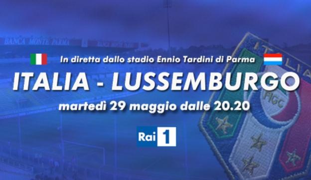 Programmi tv stasera, oggi 29 maggio 2012: Italia-Lussemburgo sospesa, al suo posto Porta a Porta