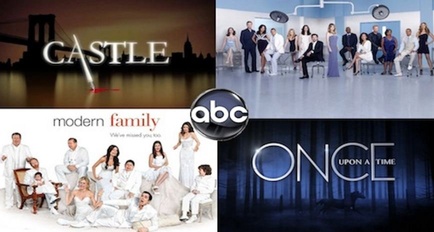 ABC rinnova Once Upon A Time, Modern Family, Castle, Greys (e altre)