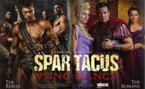 Spartacus: La vendetta, il ritorno dei gladiatori da domani su SkyUno