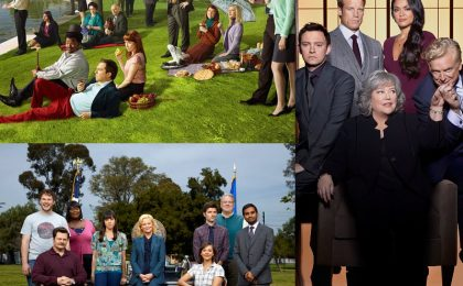 NBC rinnova The Office, Parks & Rec, Whitney e Up All Night, via Harry's Law & Awake