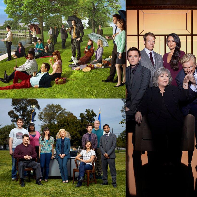 NBC rinnova The Office, Parks & Rec, Whitney e Up All Night, via Harry's Law & Awake