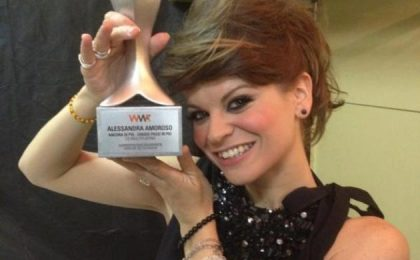 Wind Music Awards 2012: premiati Amoroso, Emma, Pausini e Ferro [FOTO e VIDEO]