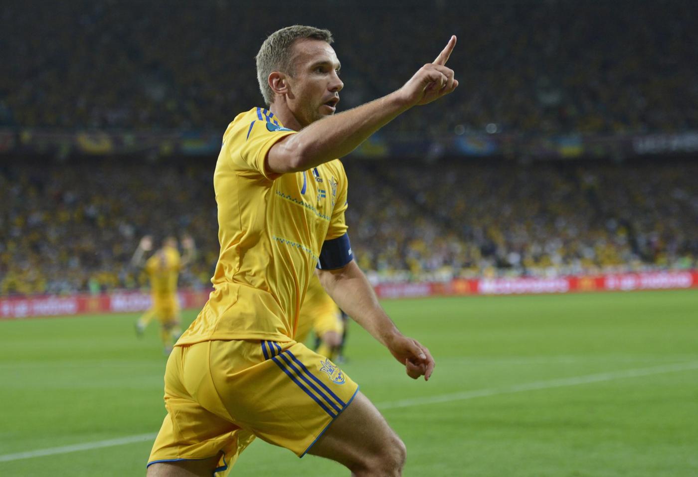 Ascolti tv lunedì 11 giugno 2012, 6 milioni per la vittoria dell'Ucraina sulla Svezia