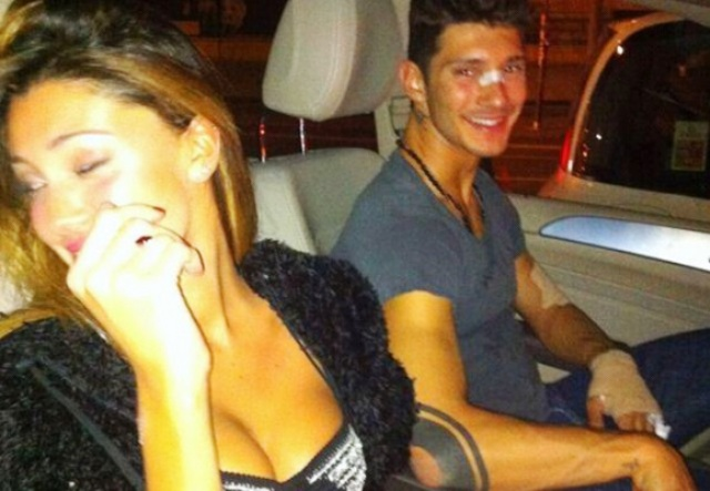 Belen e Stefano innamoratissimi