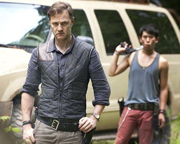 TV Usa: ecco il Governatore in TWD 3, Rocky Carroll rinnova per NCIS, un addio in Scandal
