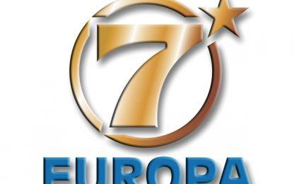 Frequenze tv, Europa 7: la Corte europea condanna l'Italia