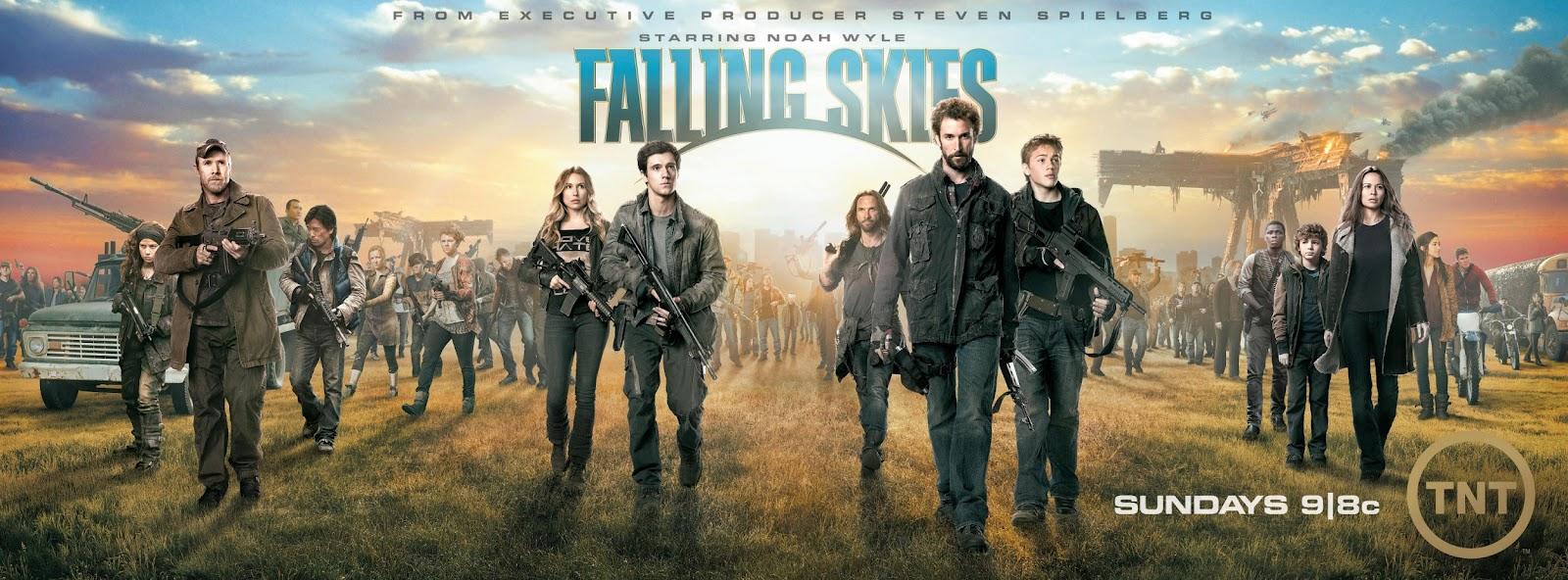 Ascolti Usa: i debutti di Falling Skies 2, Snooki & JWoww, Suits 2 e Burn Notice 6