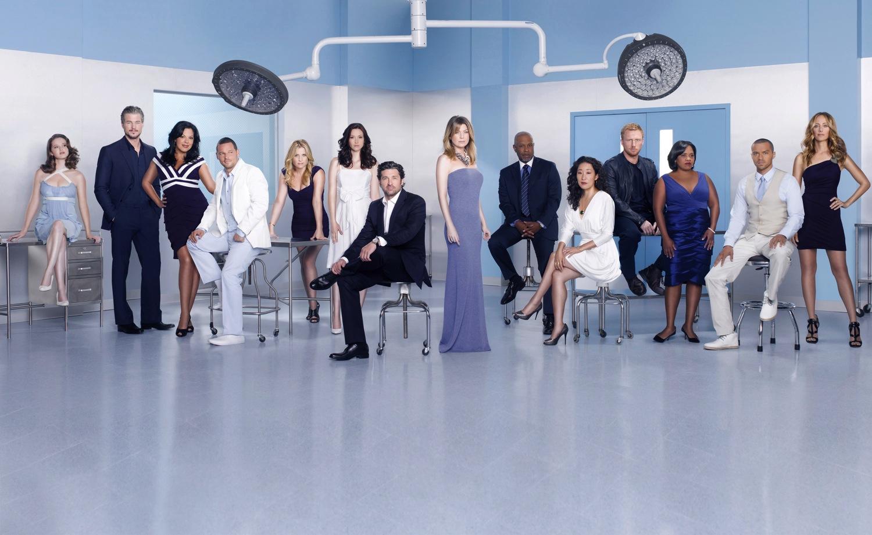Programmi tv stasera, oggi 4 giugno 2012: chiude Cenerentola, Grey's Anatomy e The Resident