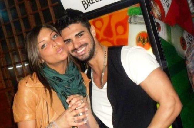 Tara Gabrieletto e Cristian Gallella conviventi