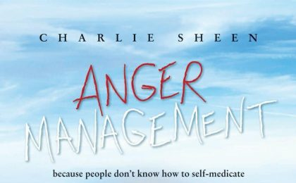 Charlie Sheen: 'Anger Management sarà il mio canto del cigno' [FOTO+VIDEO]