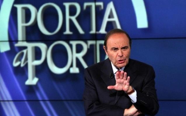 Ascolti tv venerdì 29 giugno 2012: Porta a Porta supera (di poco) il film di Canale 5