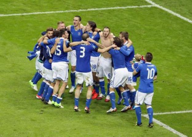 Ascolti tv giovedì 28 giugno 2012: Italia in finale con 20 mln di spettatori