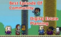 Digital Estate Planning, le foto dellepisodio animato di Community
