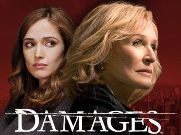 Damages, la terza stagione in prima tv su Canale 5 da stasera