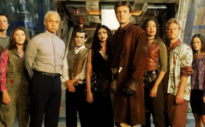 TV Usa: Firefly al Comic Con, novità per The Office 9 e CSY NY 9, Men at Work rinnovato