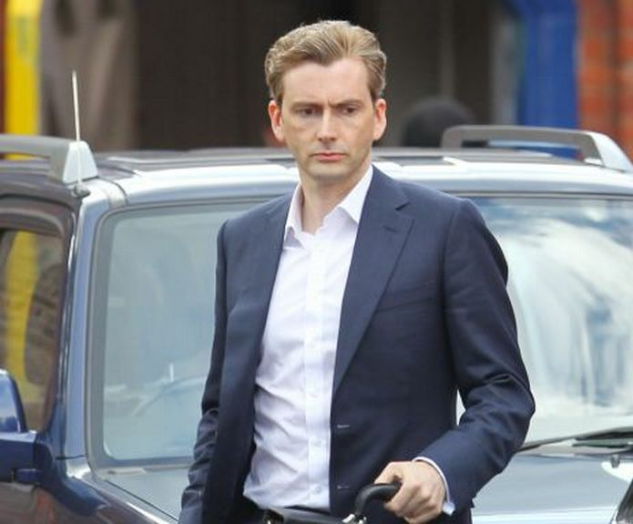 David Tennant ed Emily Watson coppia televisiva per The Politician's Husband
