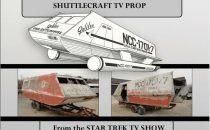Star Trek, venduta la navetta Galileo usata nella serie originale
