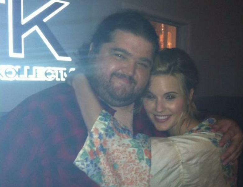 jorge garcia e maggie grace in californication