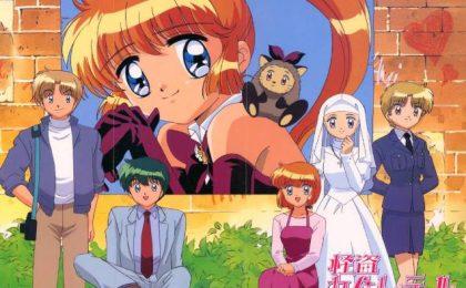 L'anime Lisa & Seya ritorna su Man-Ga in versione originale e senza censure