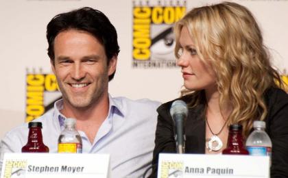 True Blood, il rinnovo per la 6′ stagione rivelato 'grazie' alla gravidanza di A. Paquin?