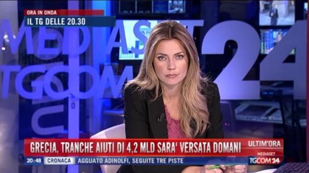 Pomeriggio Cinque: Alessandra Viero sostituisce Barbara D'Urso da lunedì