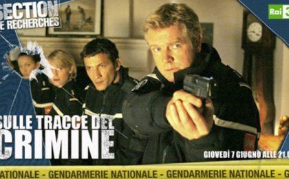 Sulle tracce del crimine: al via su Rai Tre un nuovo poliziesco francese
