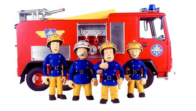 Boomerang: i nuovi episodi di Sam il pompiere e Tatonka