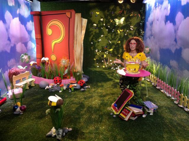1, 2, 3… Perché?: dietro le quinte del nuovo programma di Nickelodeon