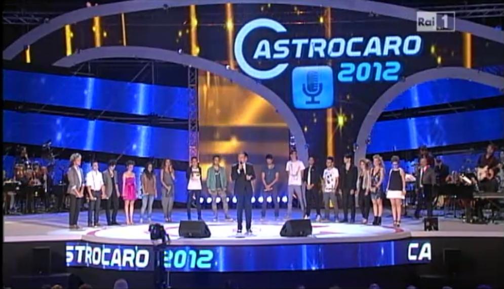 Ascolti tv venerdì 13 luglio 2012, il festival di Castrocaro su Rai 1 vince la serata