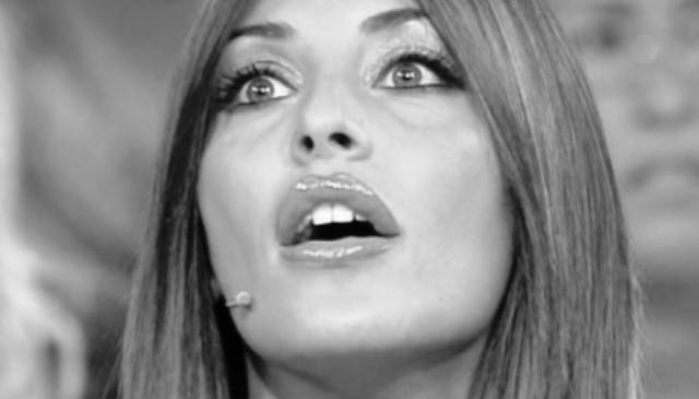 Guendalina Tavassi shock: 'Sento i fantasmi'