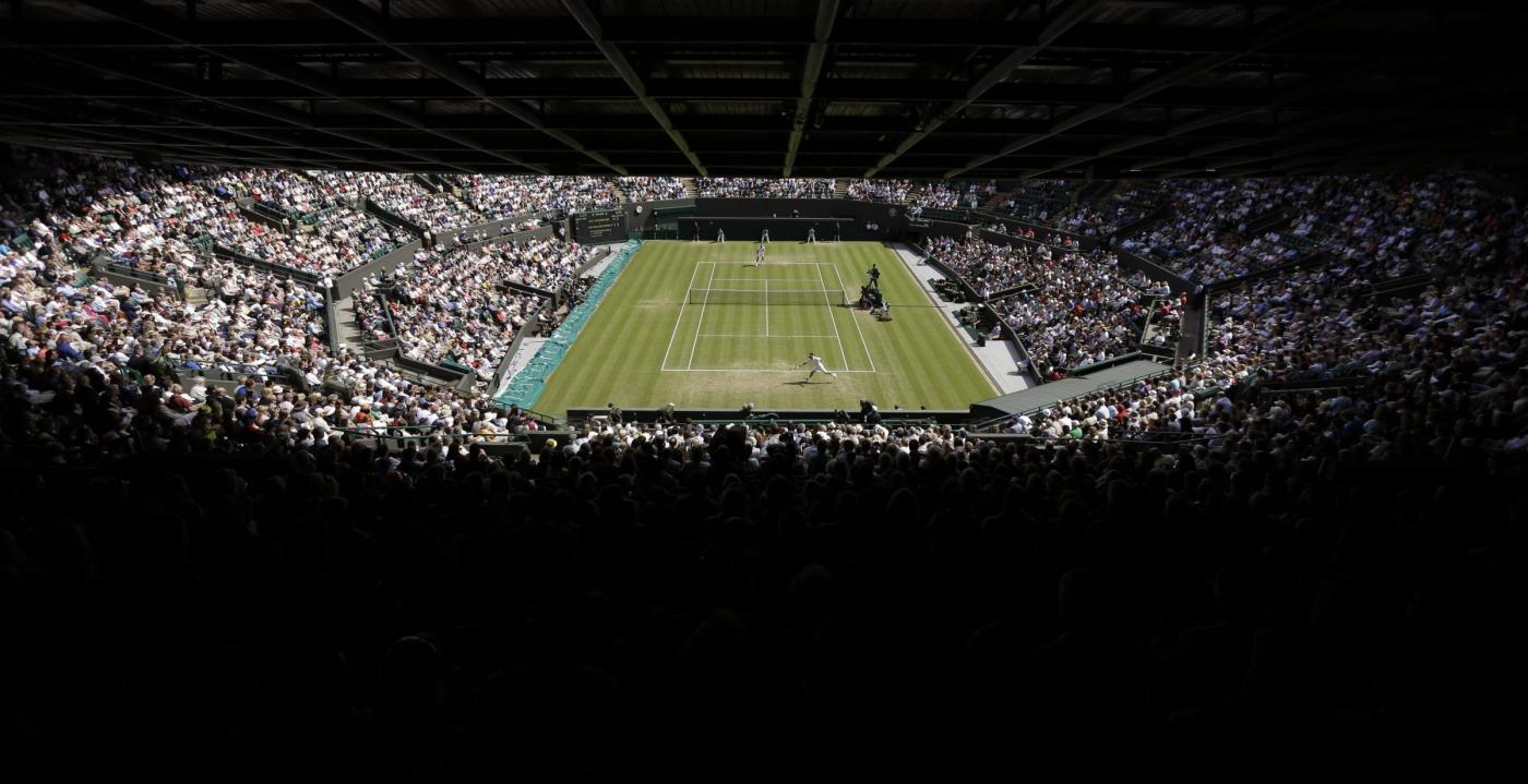 Wimbledon 2012, le fasi finali del torneo da oggi in diretta anche su Sky 3D