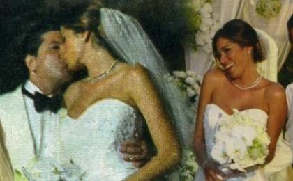 Aida Yespica si è sposata: nozze a sorpresa a Las Vegas con Leonardo Gonzales [FOTO]
