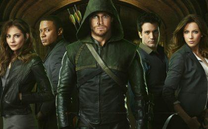 Arrow, le novità dal Comic Con 2012 per la serie TV sci-fi di The CW [FOTO+VIDEO]