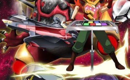 Battle Spirits Brave: la nuova serie anime di Rai Due al via da domani