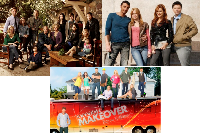 Canale 5 cancella Scherzi a Parte dopo Extreme Makeover, Parenthood, Le due facce dell'amore