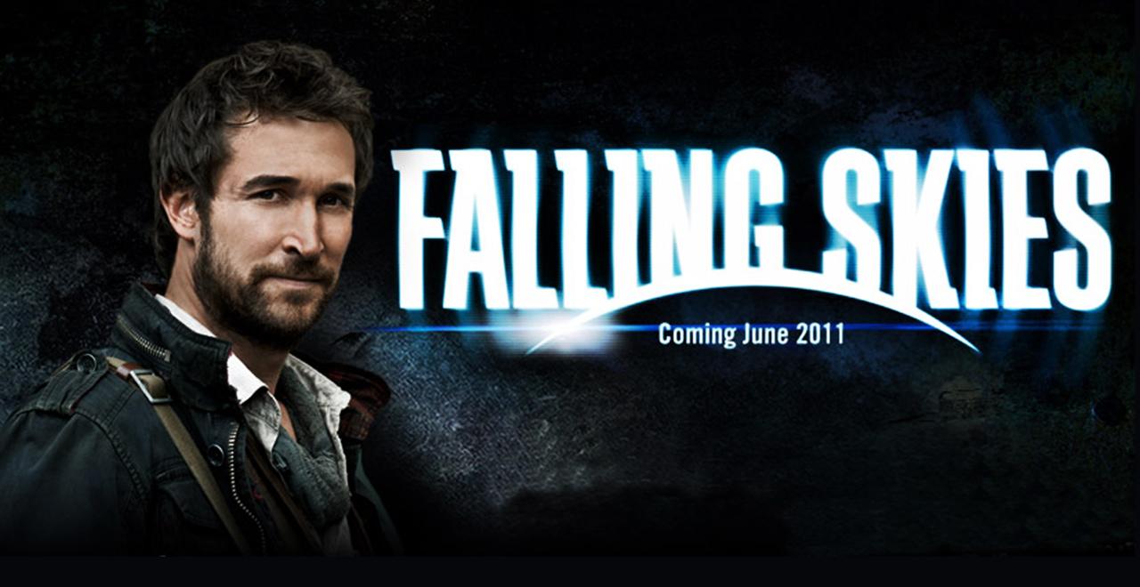 TV Usa: rinnovo vicino per Falling Skies, Harry Bosch di M. Connelly arriva in tv?